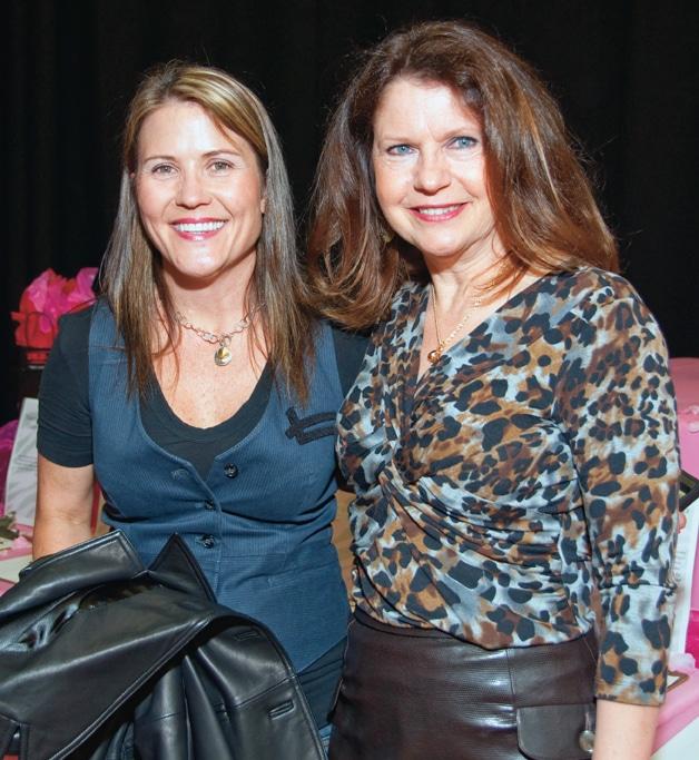Sabrina Enniss and Linda Ruggles