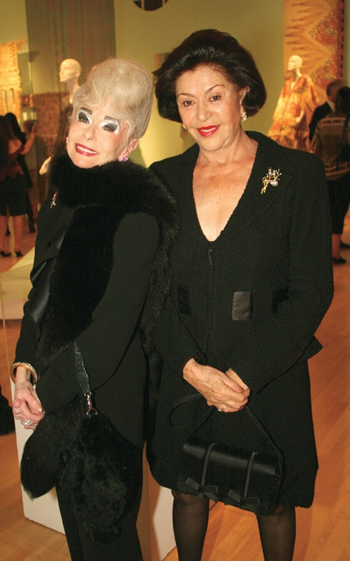 Sally B. Thornton and Dolores Clark +.JPG