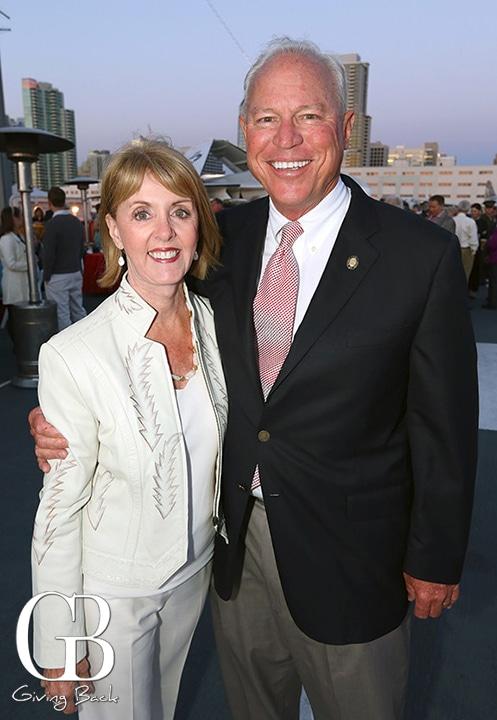 Sally Ann and Jim Zoll