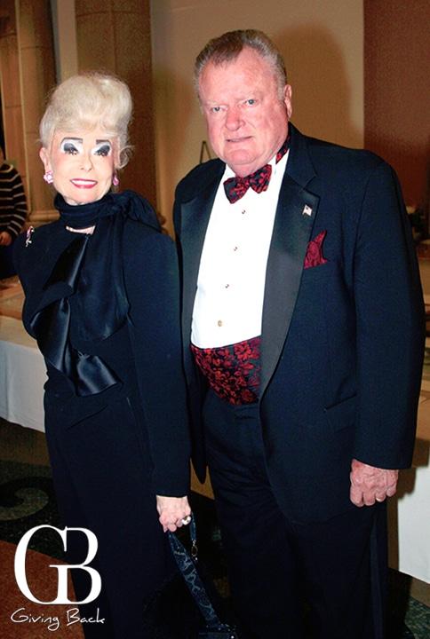 Sally B. and John Thornton