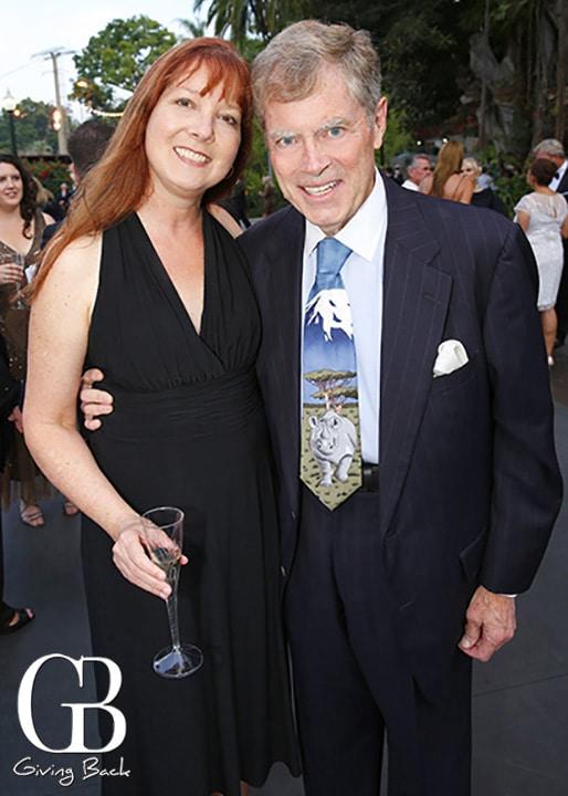 Sally Costello and Doug Dawson