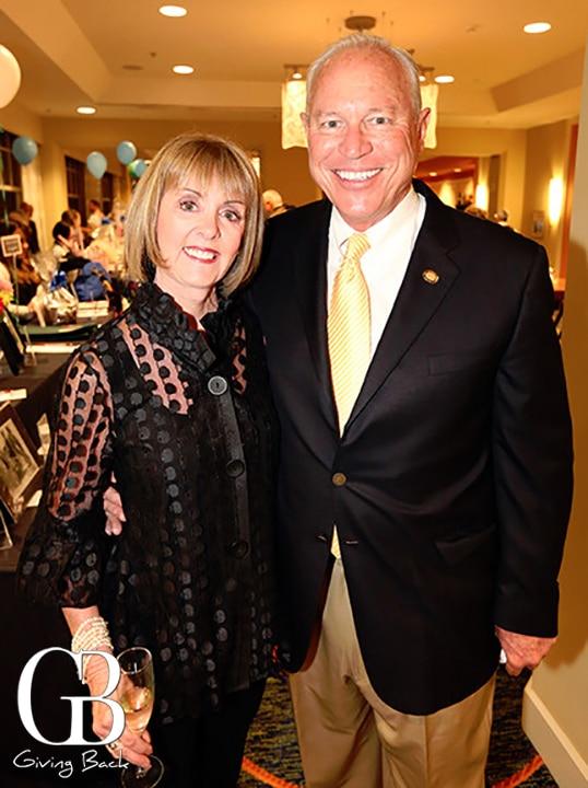 Sally and Jim Zoll
