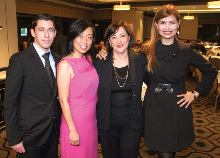 Salvador Ayala, Angela Alldredge, Edelmira Montoya y Annel Lopez.JPG