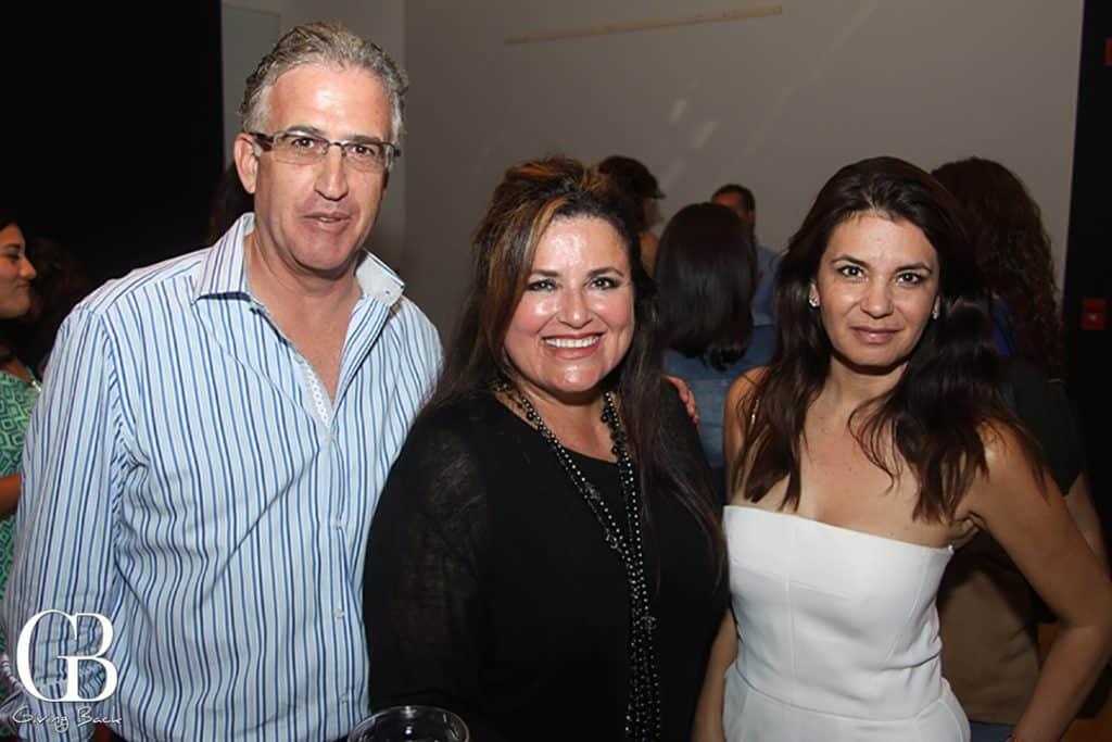 Salvador Garay  Maite Rodriguez Cedillo and Hilda Ledesma