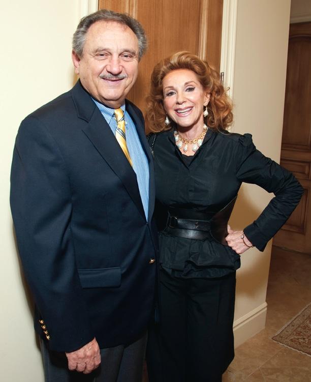Sam and Reena Horowitz