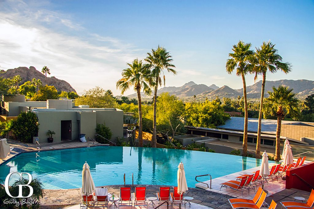 Sanctuary Camelback Mountain Resort   Spa