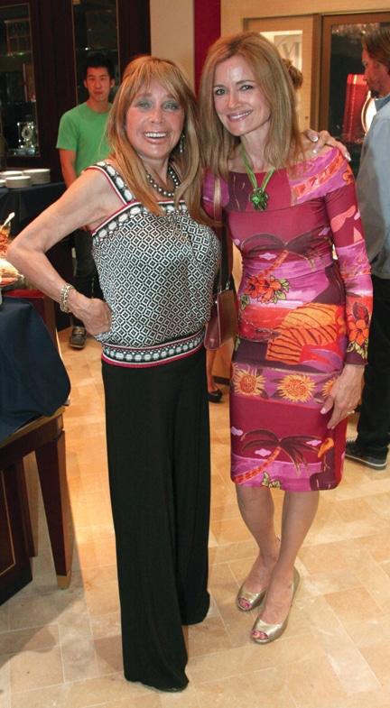 Sandie Ross Sweeney and Cathy Andrews.JPG