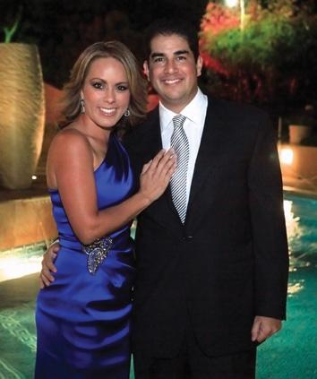 Sandra y Raul Melo