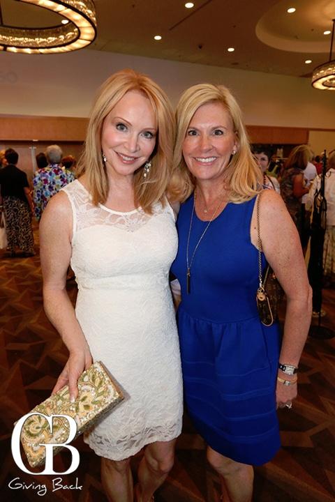 Sandra Maas and Dana Wilcox