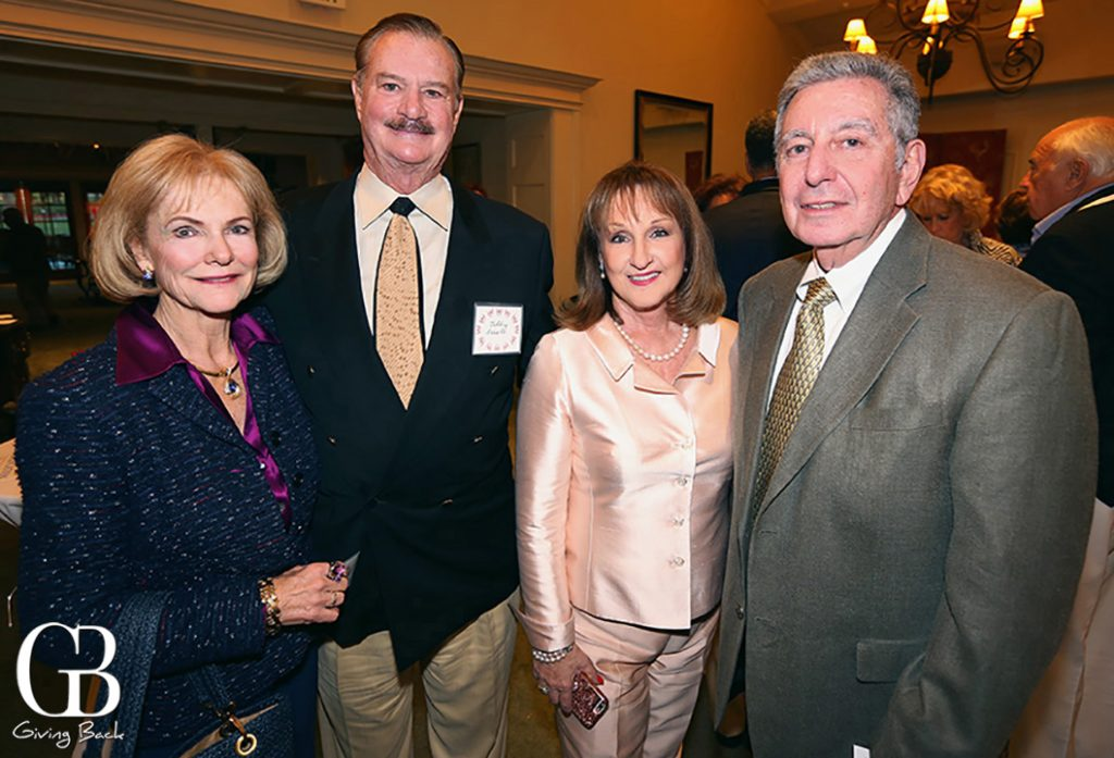 Sandra and Jeffry Schafer with Louarn and Alan Sorkin