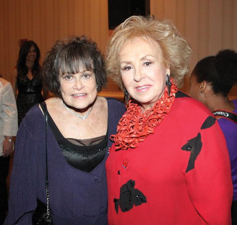 Sandy Joseph and Doris Roberts ++.JPG