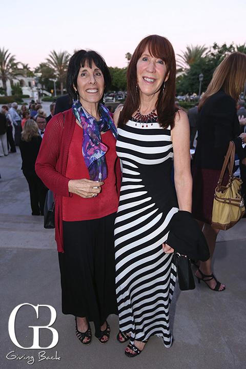 Sandy Braff and Teresa Shanahan