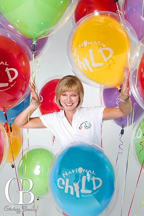 Sandy Segerstrom Daniels  Founder of Festival of Children Foundation