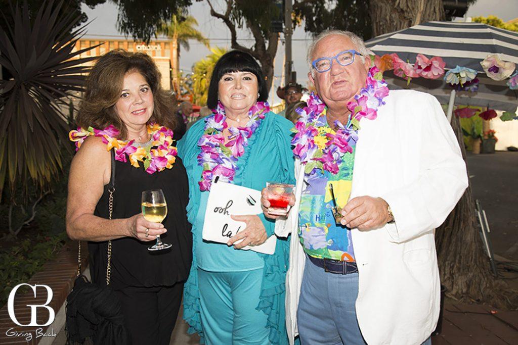 Sandy Szulkowski  Cheryl Hintzen Gaines and Ira Gaines