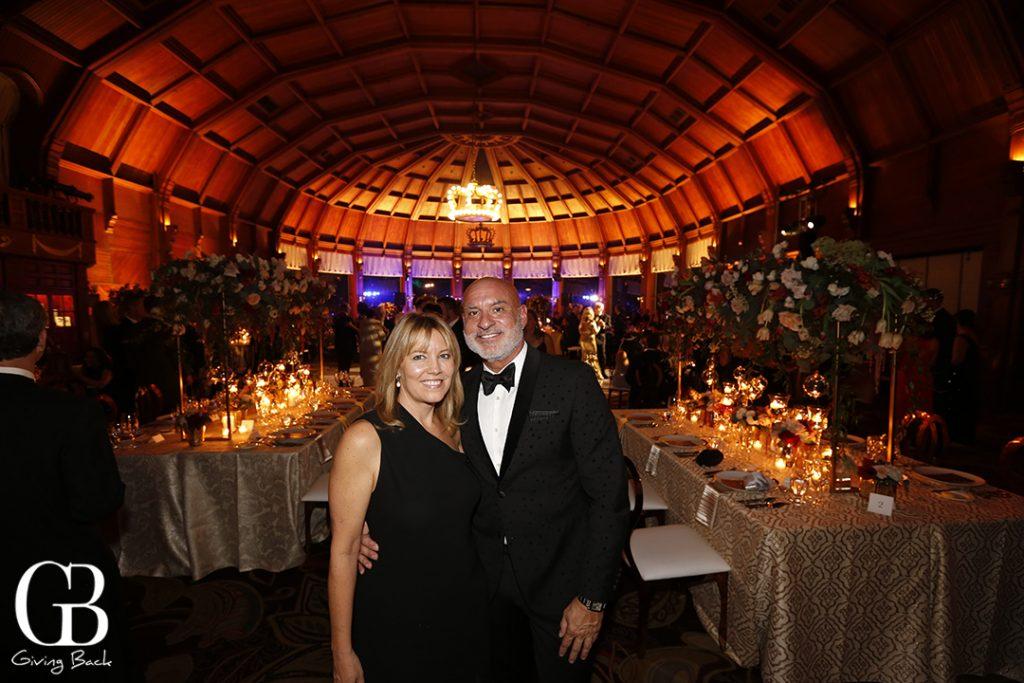 Sara Harper and Wayne Harth