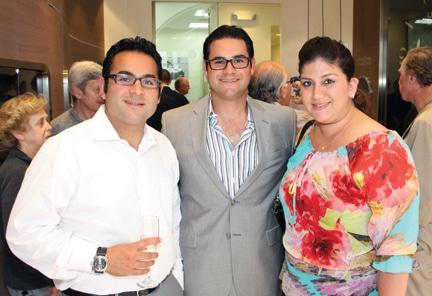 Sasan, Kamron and Nahal Mirkarimi.JPG