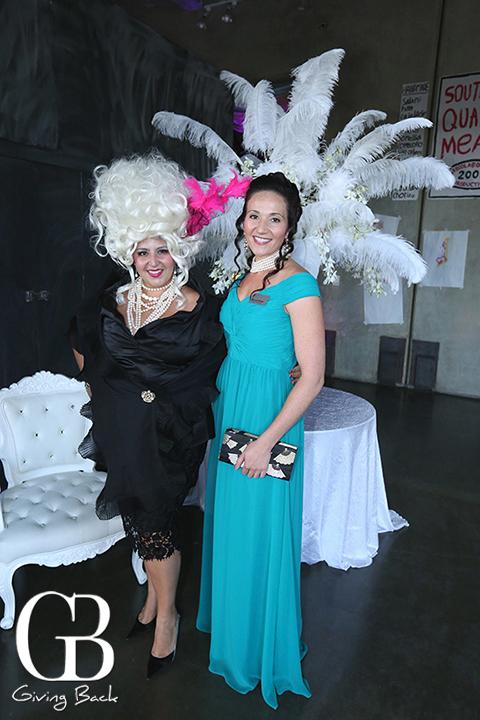 Sasha Boutros and Hannah Berger