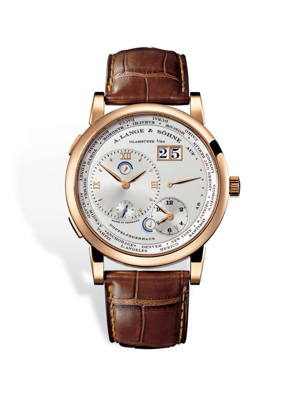 Saxonia Thin wristwatch