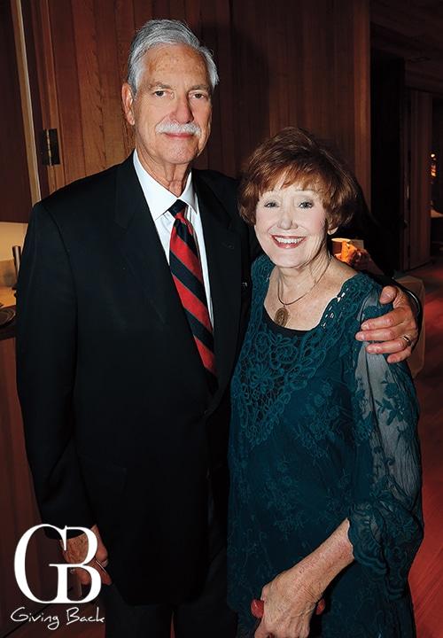 Scodie and Bonnie Hage