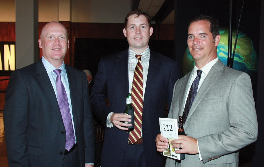 Scott Holmes, Erik Kidd and John Mclaughlin.JPG