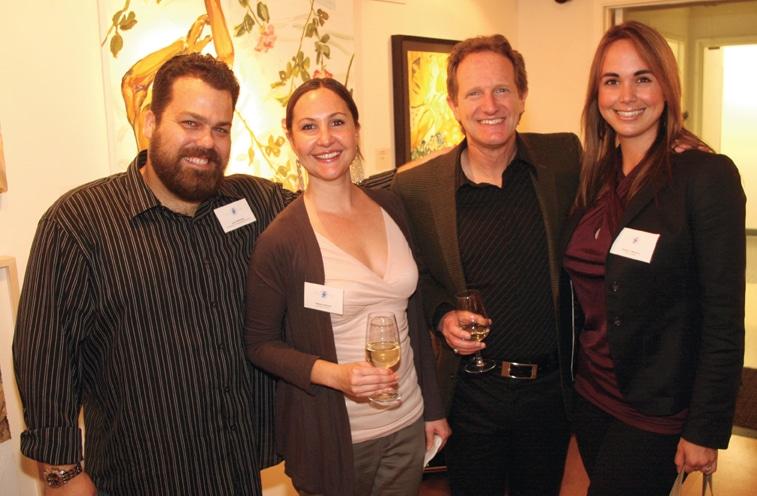 Scott McDonald, Paloma Patterson, John Malashock and Danitza Villanueva.JPG