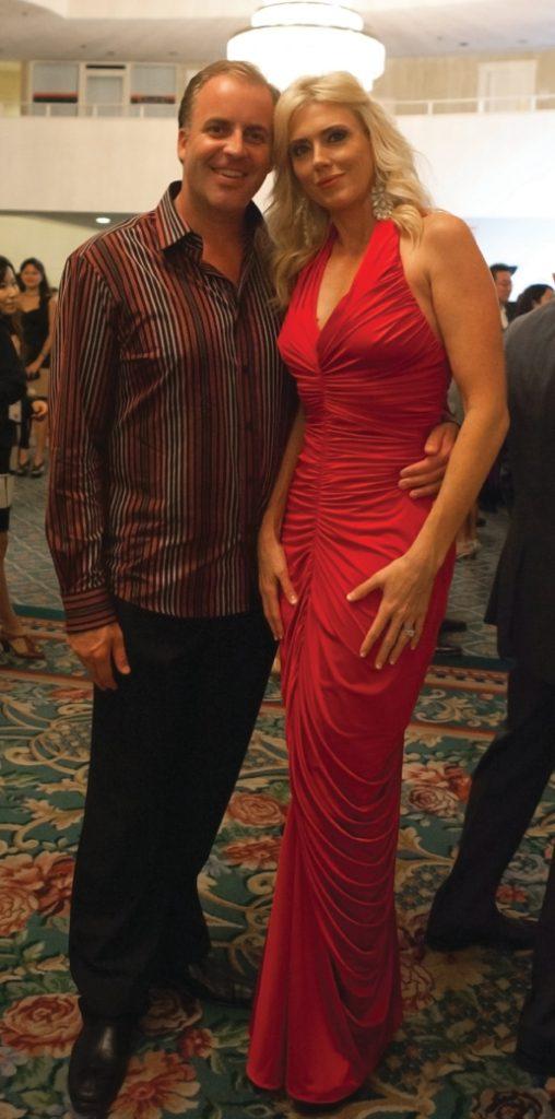 Scott and Jessica Manville