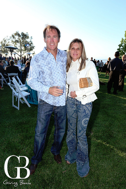 Scott Masters and Dorota Pearson