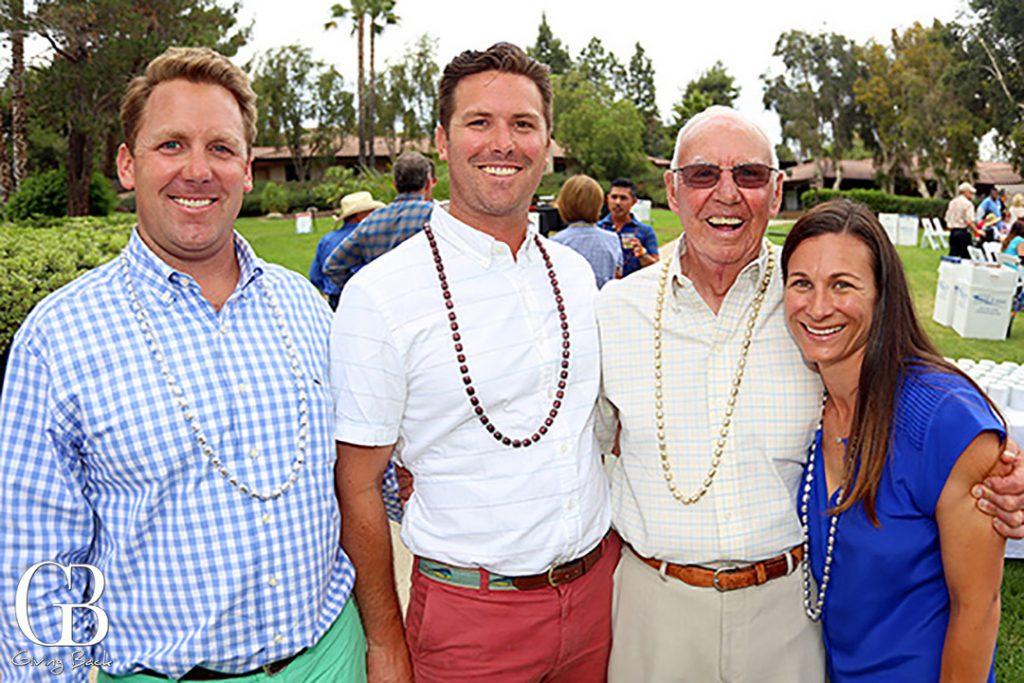 Scott Murfey  Russ Murfey and Dick King and Melissa Murfey