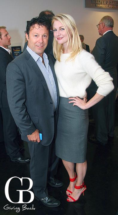 Scott Schugarman and Angela Ness