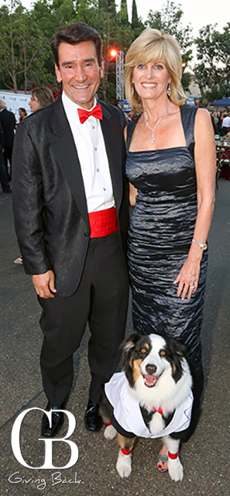 Scott and Susie Tietjen with Reagan
