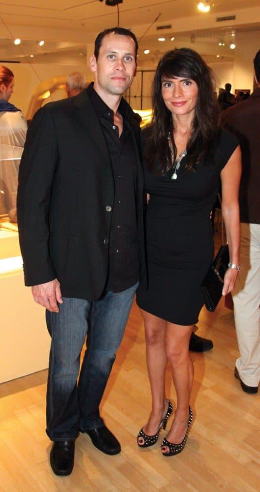 Sean Cochran y Margarita Wilder.JPG
