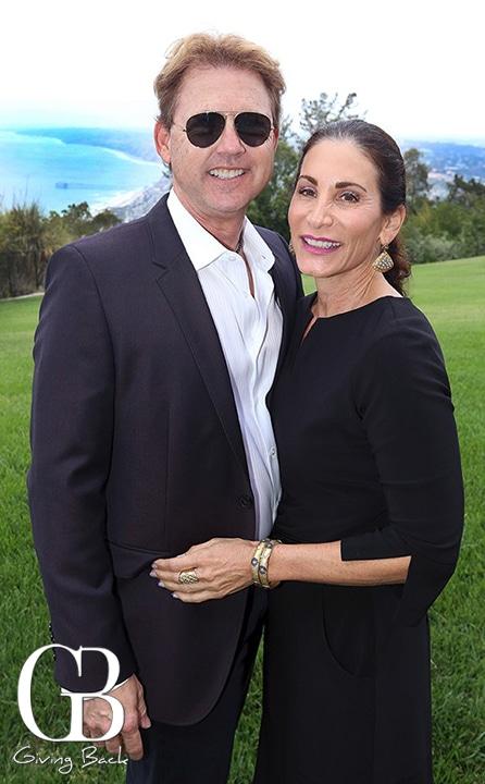 Sean Laflin and Tamara Strauss