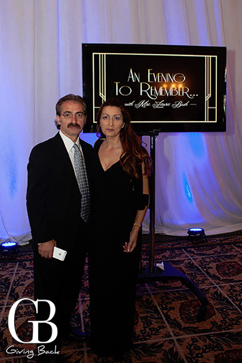 Sean Pakbaz and Zahra Ghorishi