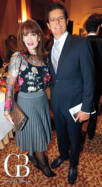 Sergio and Carla del Rio