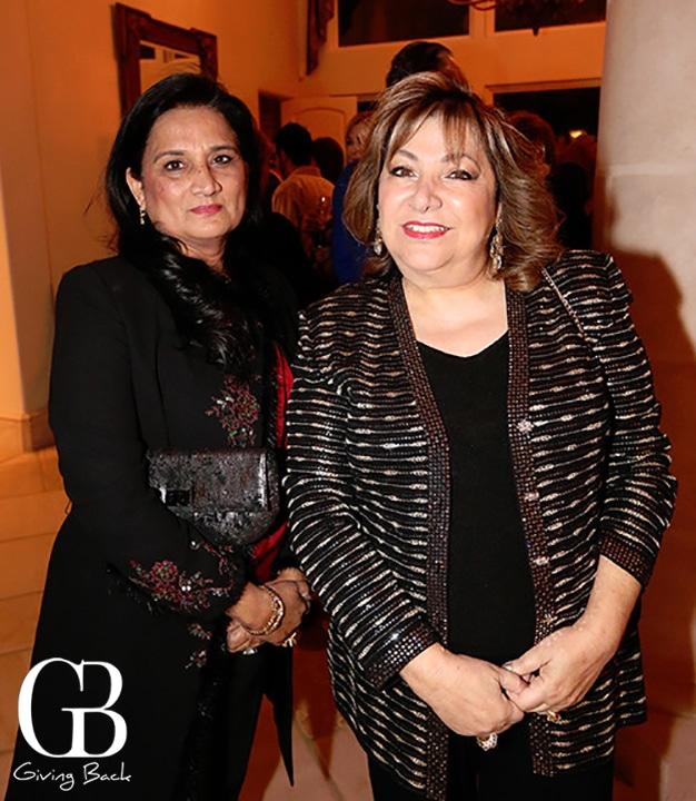 Shaheen Ghaznavi and May Zawaideh