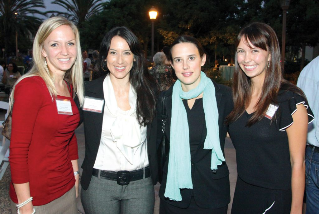 Shannon Barnes, Adela Mason, Helene Colin and Monica Sherman.JPG