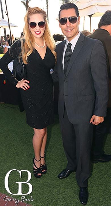 Shantel Acosta and Ricardo Berron