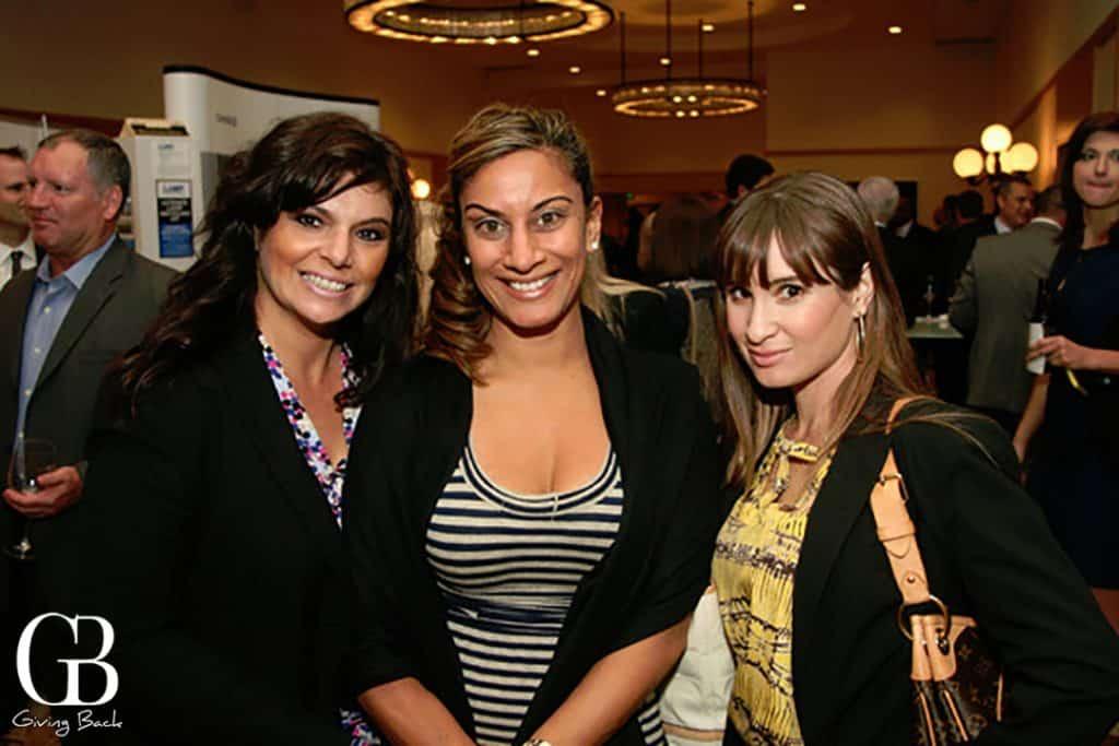 Sharlene Beltran  Monika Damani and Maria McGaffigin