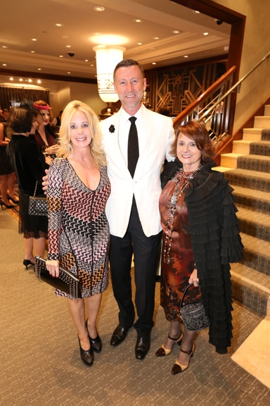 Sharon Gart, Michael Howard and Elaine Stein.JPG