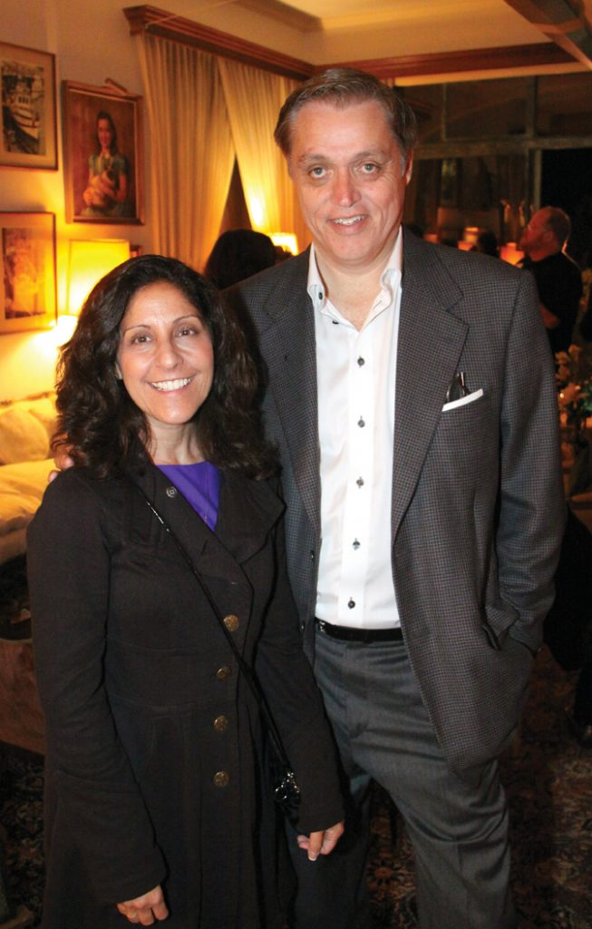 Sharon Spivak and Bob Ottilie.JPG