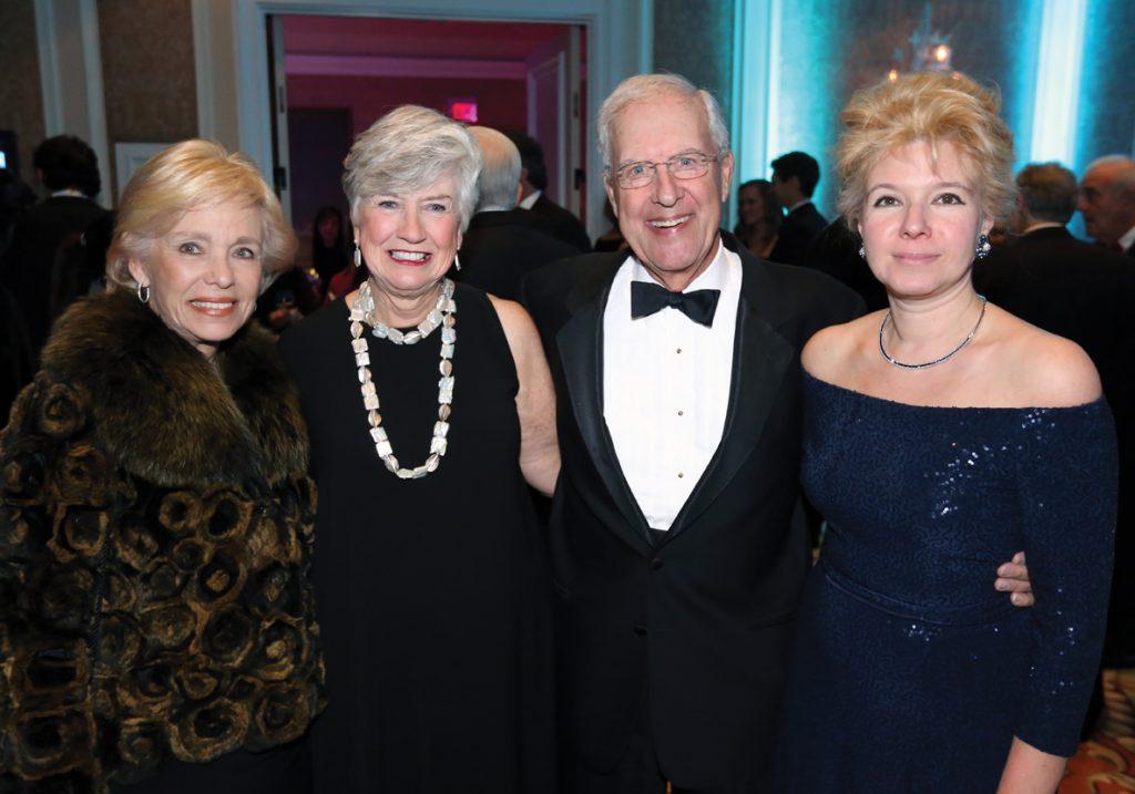 Sharon Stein, Sandy Dodge, Jerry Stein and Tatiana Kisseleva.JPG