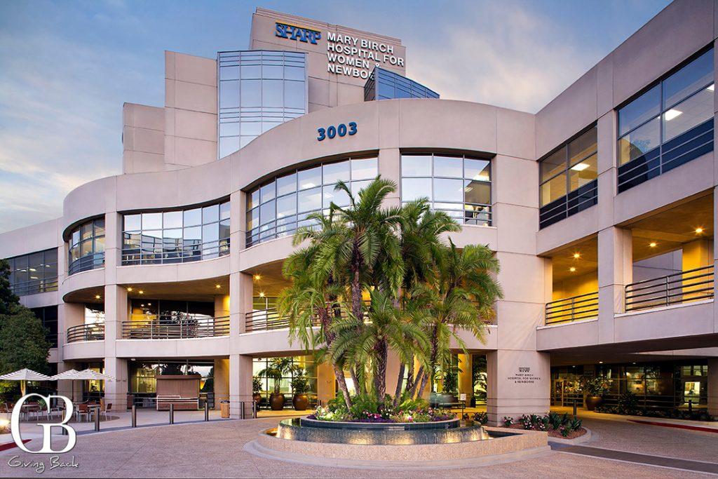 Sharp Mary Birch Hospital for Women and Newborns