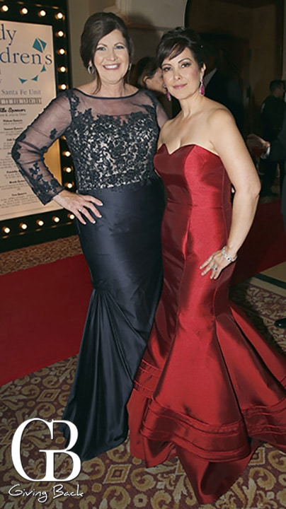 Shaunna Kahn and Sandra den Uijl