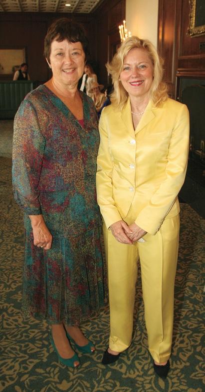 Sheila Scaramella and Marcia Starcher.JPG