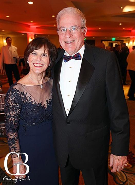 Sheila and Jeffrey Lipinski