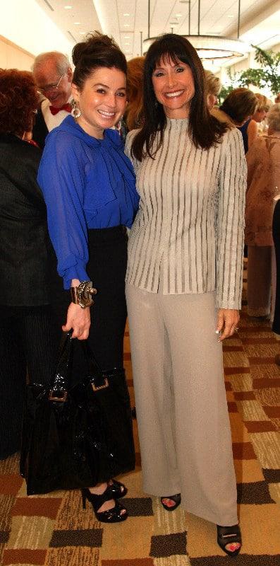 Shell Akers and Nancy Goldseid.JPG