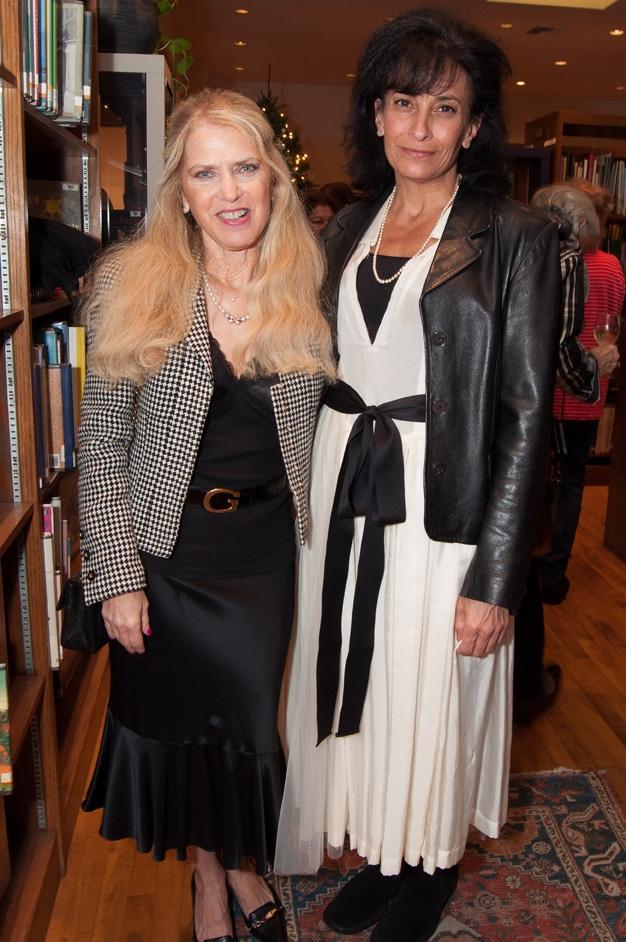 Shelley Marcus and Tina Berkovitz