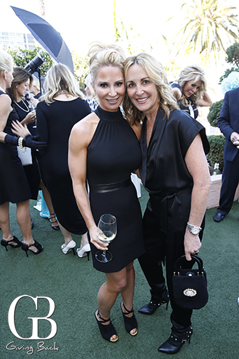 Shelli Pelly and Becky Conger