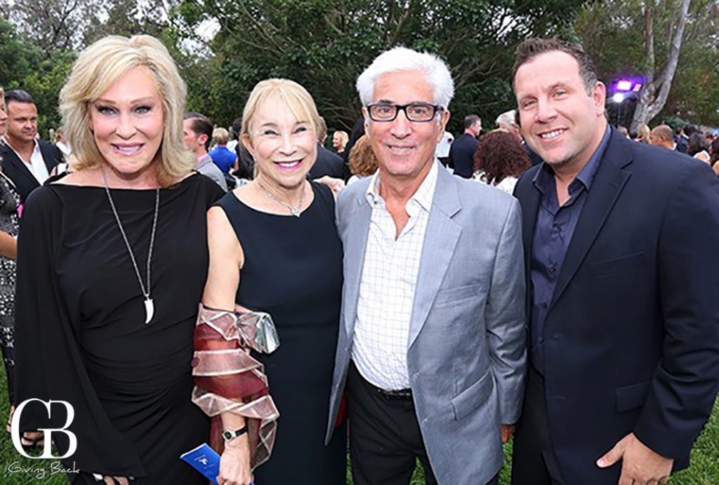 Sherry Ahern  Norma and Gary Hirsh  Mark Scialdone