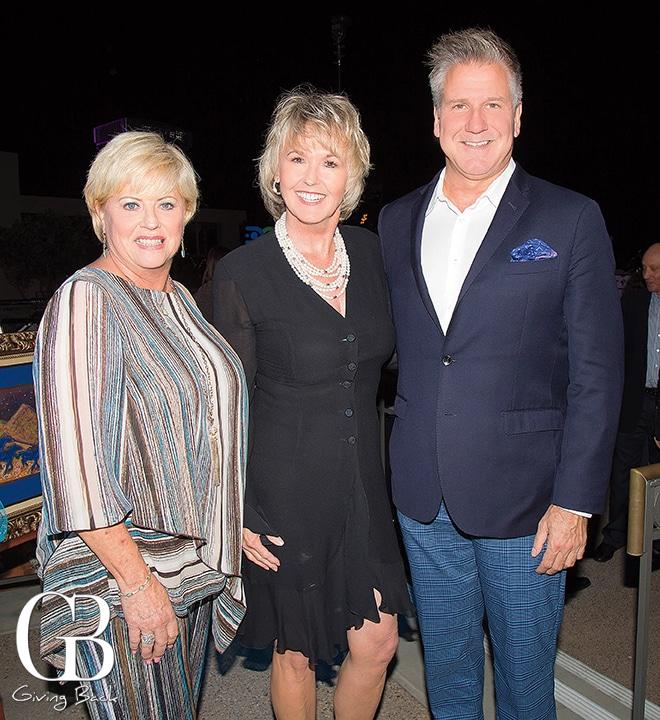 Sherry Winkler  Tonya Mantooth and David Bennett